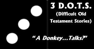 Three Dots Talking Donkey
