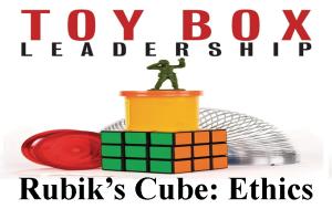 Toy Box Leadership Rubiks Cube Ethics
