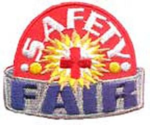 SAFETY FAIR  (RED SIREN)