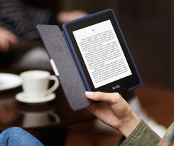 Kindle-Reading
