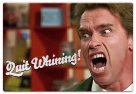 Whining