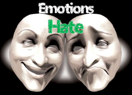 Emotions Hate
