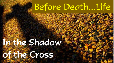 Shadow of the Cross Befor Death Life