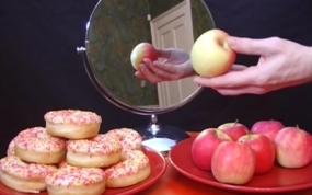 food reflection