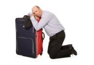 Business Trip Struggles