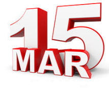 March 15