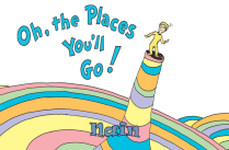The Places You'll Go Nain