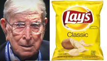 Wooden Potato Chips