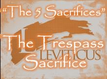 5 Sacrifices The Trespass Sacrifice