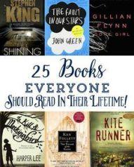 25 novels