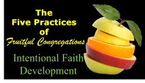 Five Practices Logo Intentional Faith Development