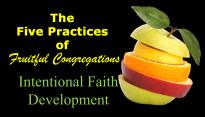Five Practices Logo Intentional Faith Development