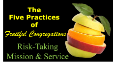 Five Practices Logo Risk Taking Mission and Service